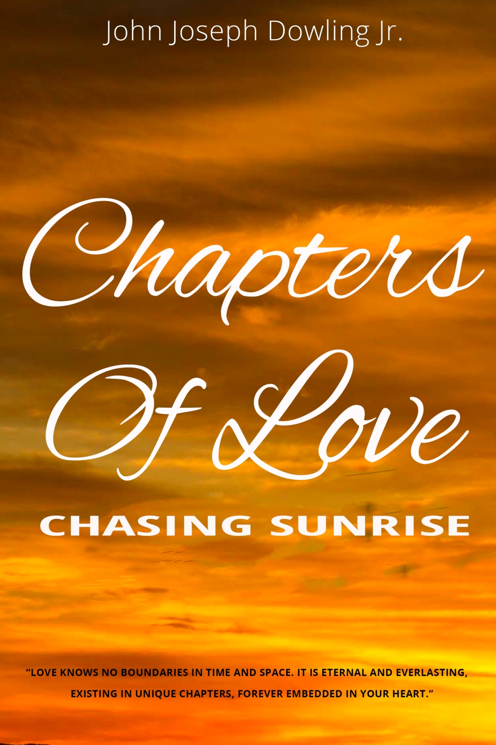Chapters Of Love Cover 27
