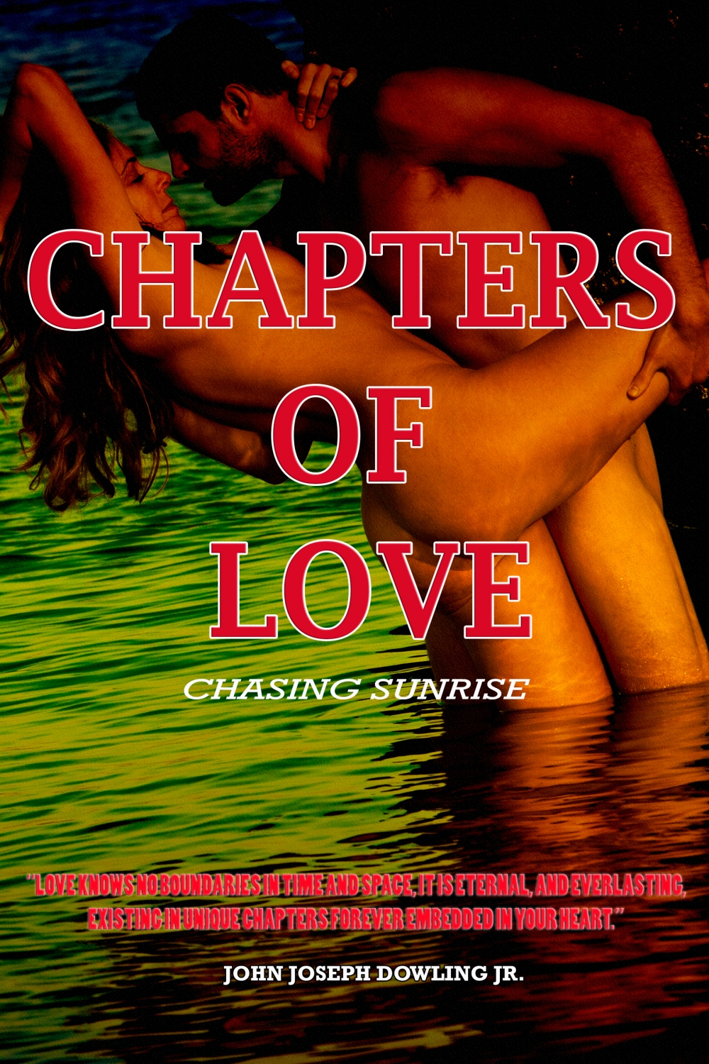 Chapters Of Love HardCover and Paperback Cover 5