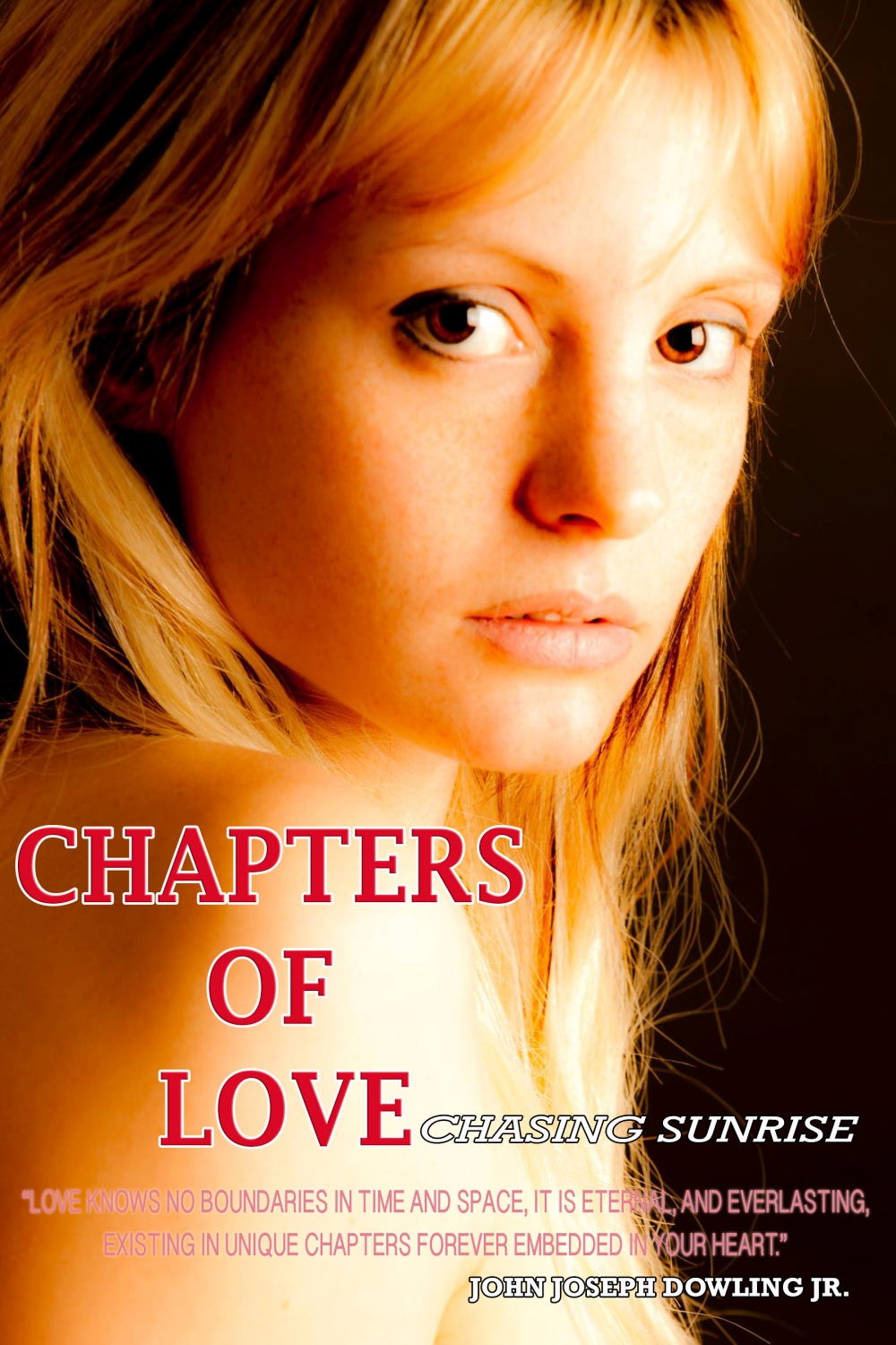 Chapters Of Love HardCover and Paperback Cover 6