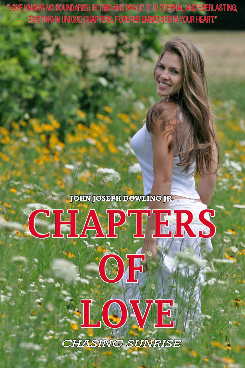 Chapters Of Love HardCover and Paperback Cover 9