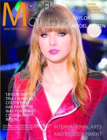 Front Cover CONNECTICUT Model Citizens JUNE