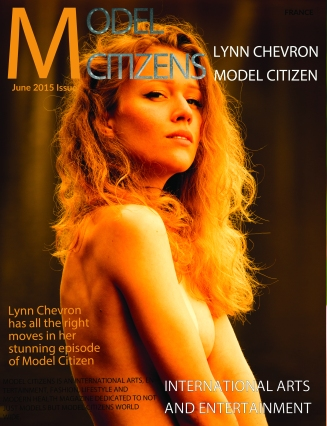 Front Cover Model Citizens France JUNE