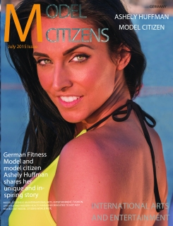 Front Cover Model Citizens GERMANY JUNE