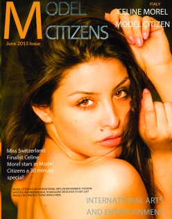 Front Cover Model Citizens JUNE Italy