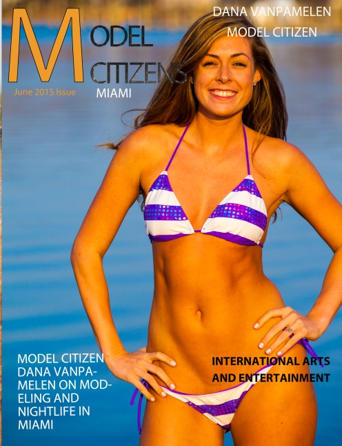 Front Cover Model Citizens MIAMI JUNE