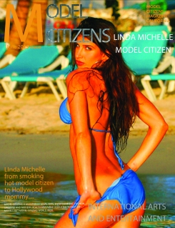 FrontCover California-Hollywood Model Citizens JUNE