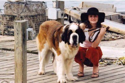 girl.withdog