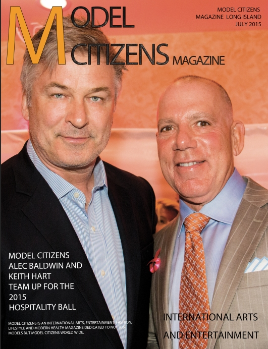Model Citizens LONG ISLAND Front Cover June