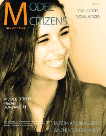 Model Citizens Master Front Cover June