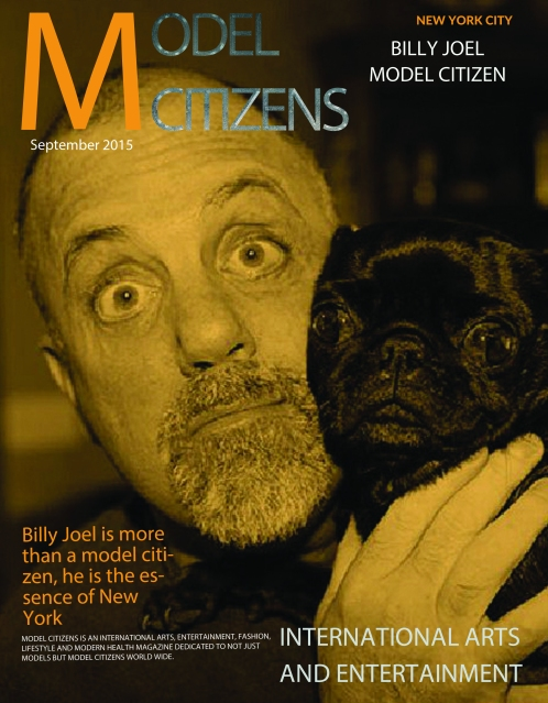 Model Citizens NYC Front Cover September