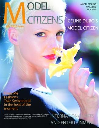 Model Citizens Switzerland Front Cover June