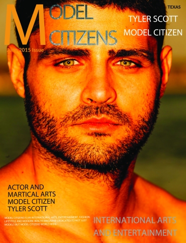 Model Citizens TEXAS Front Cover June