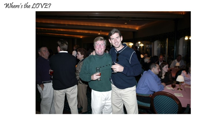 wheres the love dave tunny golf outing