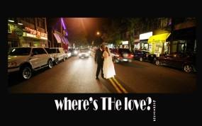 where's the love jenpaul