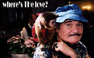 wheres the love monkey man